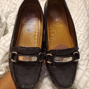 Signature Coach Loafers